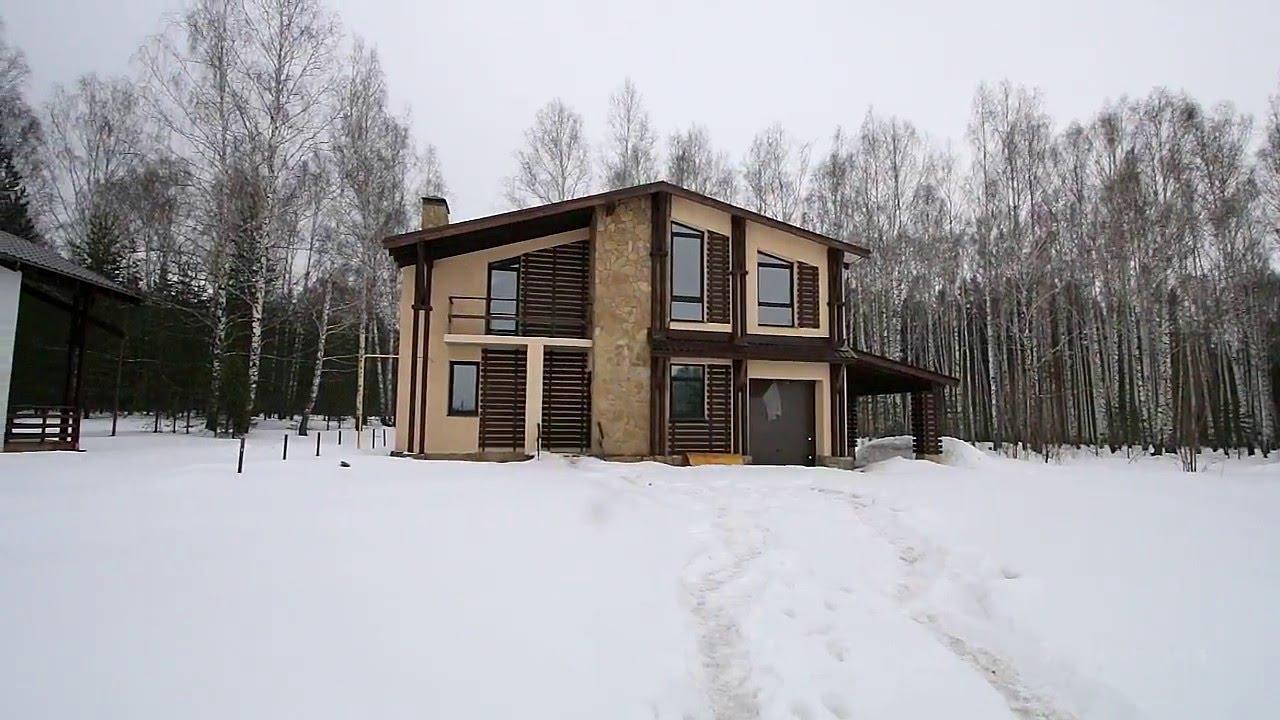 """Коттеджный поселок """"Скандинавия"""" - дом вашей мечты"""