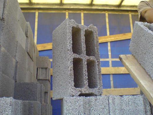 производство пористого бетона