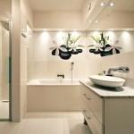 Дизайнерские идеи касательно оснащения ванной комнаты