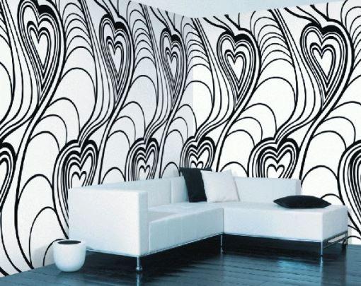Как разнообразить дизайн интерьера при помощи стен