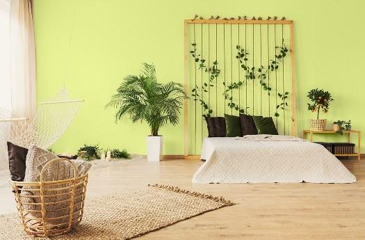 Летние цвета в вашей спальне