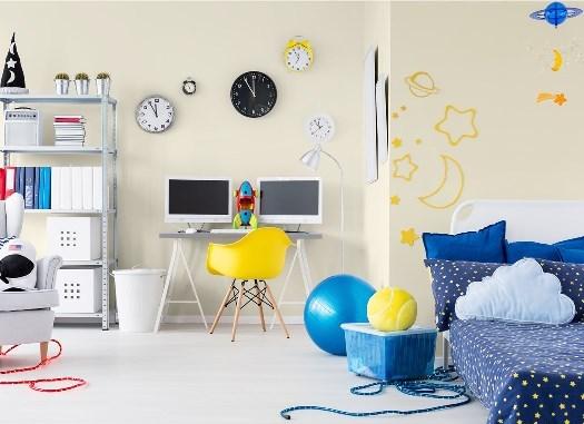 Творческое пространство для ребенка