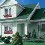 Сухие фасады — сайдинг, доски