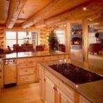 Деревянный потолок — как провести капитальный ремонт