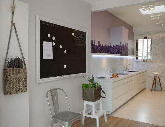 Французский стиль - квартира для отдыха