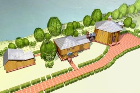 Можно ли оценить расположение земли для запланированного дома?