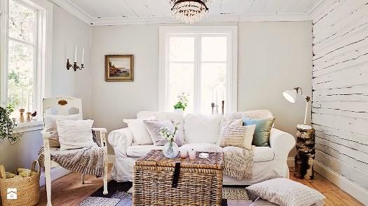 Какой цвет стен подойдет к белой мебели
