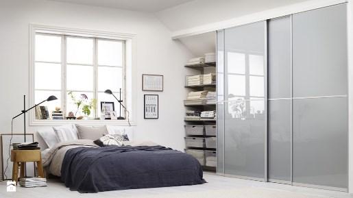 3 идеи для хранения вещей в спальне