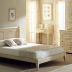Светлая мебель для спальни – идеальное решение