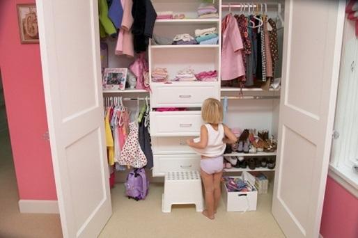 Как выбрать шкаф для комнаты вашего ребенка
