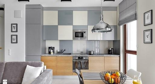 5 идей для современной серой кухни