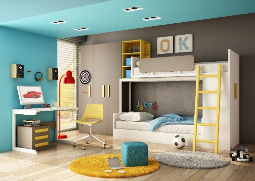 Украшаем комнату для ребенка