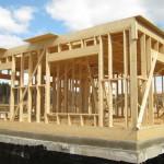 Особенности строительства каркасно-деревянного дома