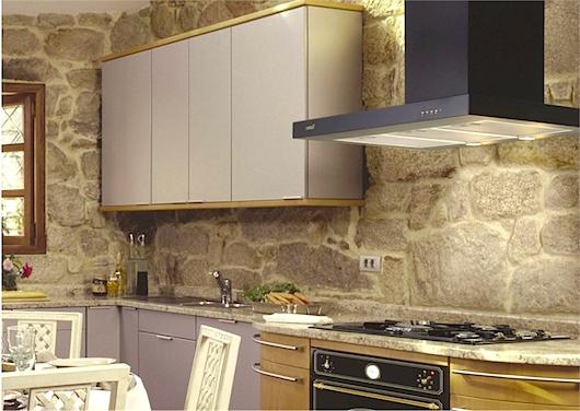 кухонная вытяжка в интерьере кухни - Teletap.org