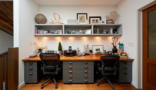 Многофункциональная мебель для домашнего офиса