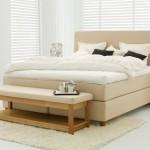 Мы выбираем удобную кровать для спальни