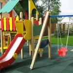 Резиновая плитка: преимущества и особенности использования
