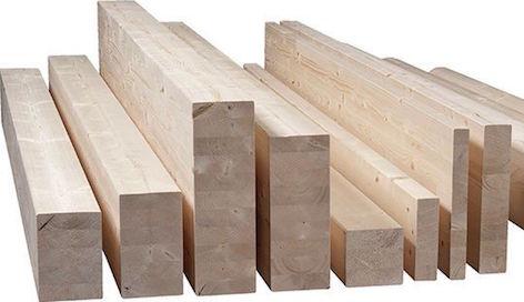 подготовка древесины для стройки