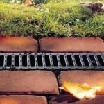 Организация водоотвода для загородного дома