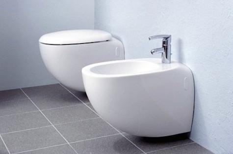 биде в ванной