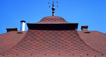 Битумная, гибкая черепица (мягкая кровля) - Крыша под черепицей