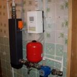 Удобный способ отопления дачи – электрокотел