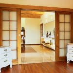 Материалы и типы дверей