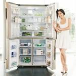 Что может умный холодильник?