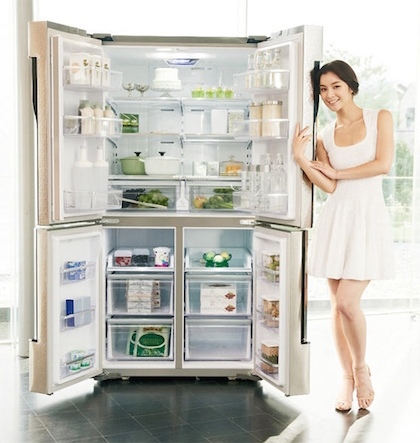 умный холодильник - Teletap.org