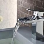 Каскадный смеситель для ванн. Преимущества и недостатки