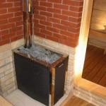 Металлические печи для бани, а каменная печь для дачи