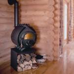 Отопление помещений: печь Булерьян