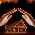 Защитите свой деревянный дом от пожара