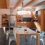 Организуем интерьер кухни