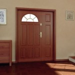 Замена наружных дверей